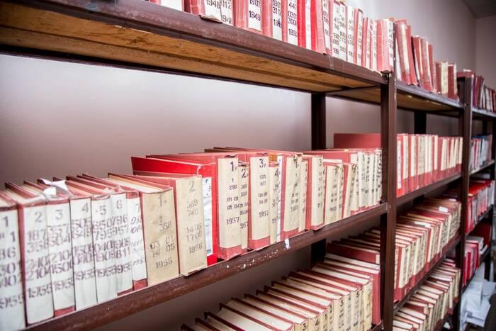 1 июня – День работников архивов и управления документацией