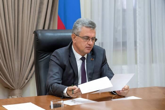 13 сентября: Рабочий день Президента ПМР Вадима Красносельского