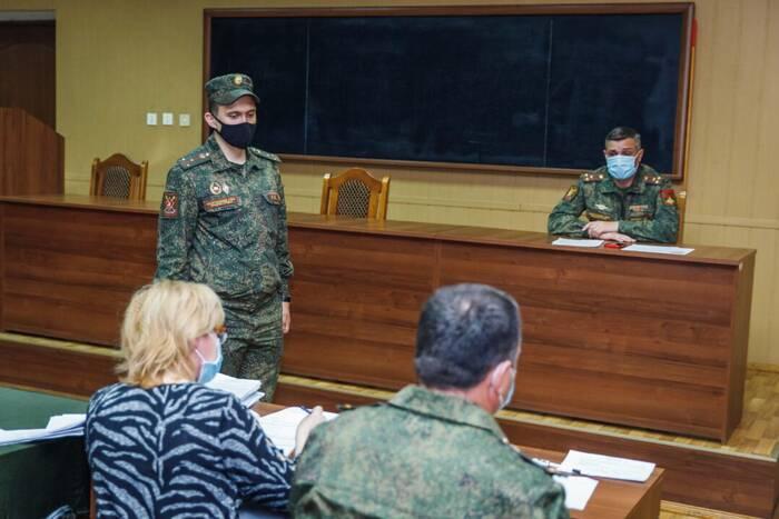 14 военнослужащих получили сертификаты на приобретение жилья