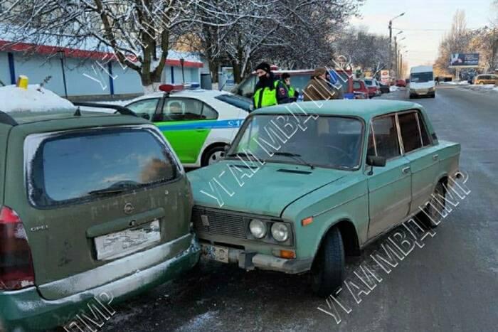 14 января на дорогах республики произошло 8 ДТП