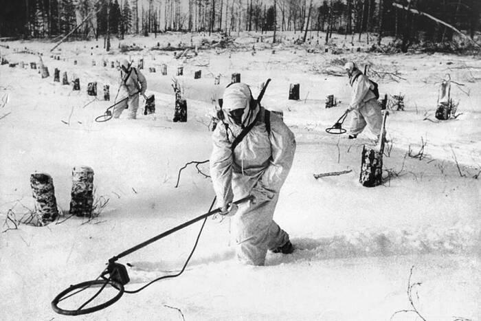 16 апреля - День образования инженерно-саперного батальона