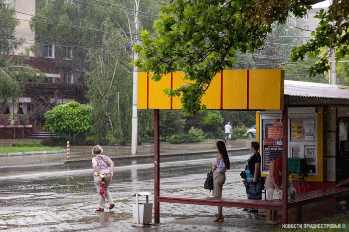 18 августа по республике пройдут сильные дожди