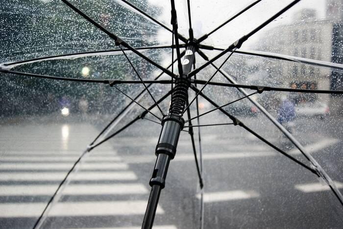 22 июля в республике сохранится дождливая и ветреная погода
