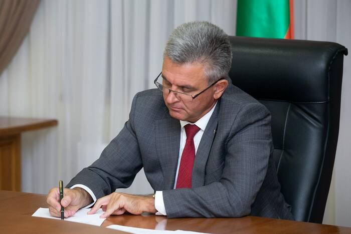 25 августа: Рабочий день Президента ПМР Вадима Красносельского