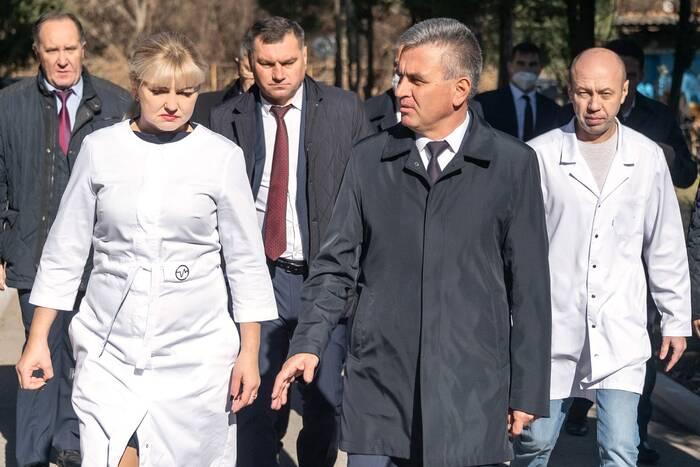 26 октября: Рабочий день Президента ПМР Вадима Красносельского