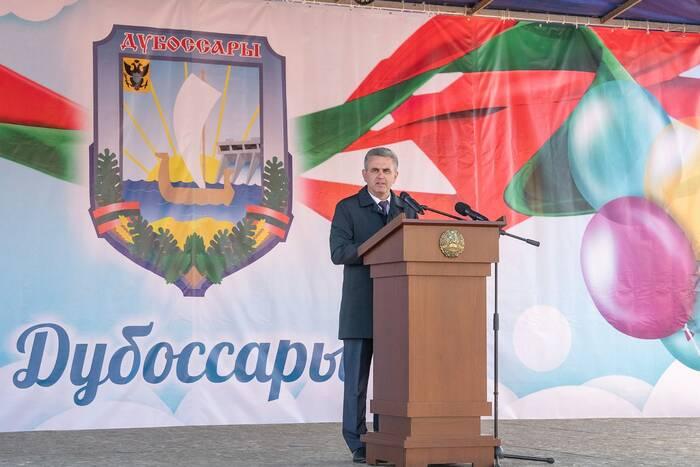 27 октября: Рабочий день Президента ПМР Вадима Красносельского