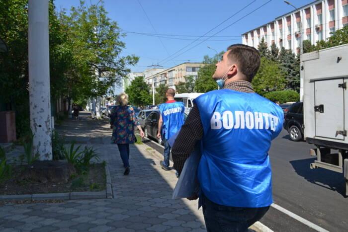 Три тысячи заявок выполнили волонтёры штаба «Мы рядом!»
