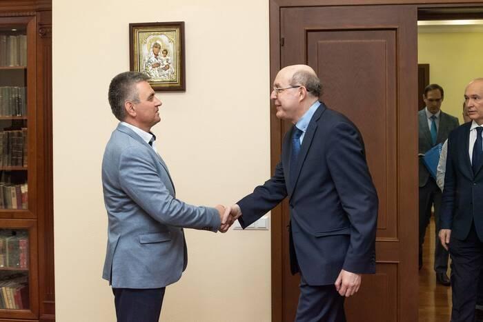 5 июня: Рабочий день Президента ПМР Вадима Красносельского