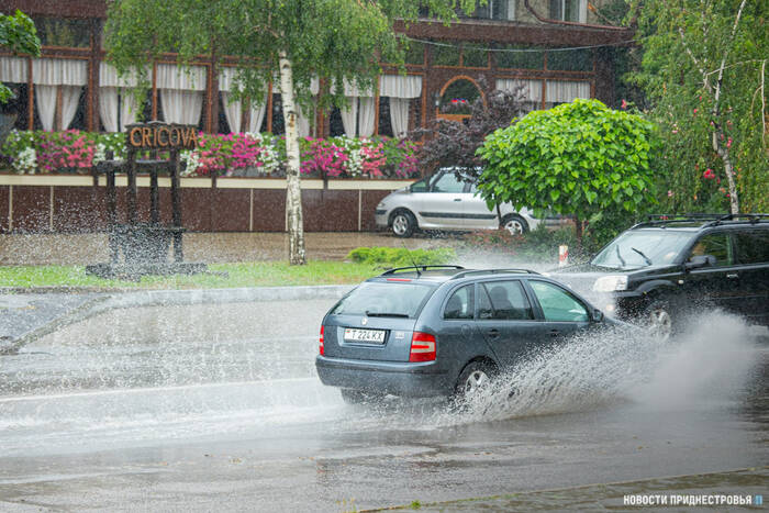 6 июля ожидаются кратковременные дожди, возможна гроза