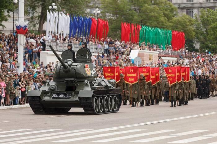 9 Мая в столице пройдёт Военный парад