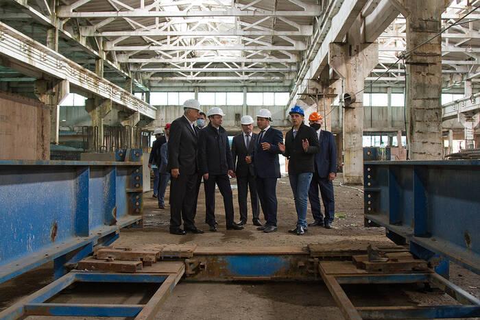 «ТОП ДЖЕО СЕРВ» построил завод в Бендерах
