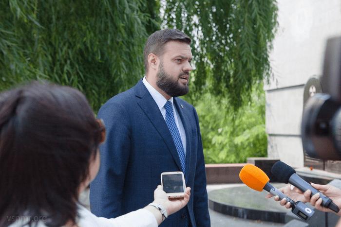 Артём Туров: Наша задача – нормализовать работу консульского пункта Посольства РФ в Тирасполе