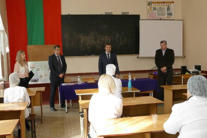 Белорусский учёный прочёл курс лекций для приднестровских ветеринаров