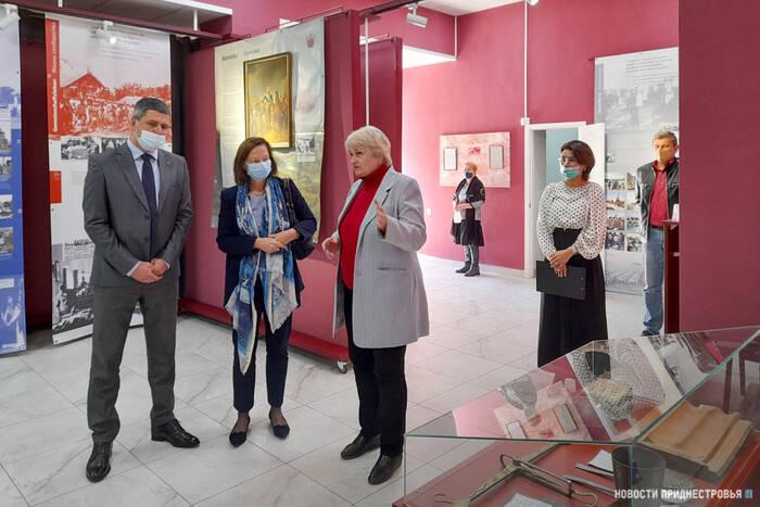 В Тирасполе открылась выставка, посвящённая немецким поселенцам в Бессарабии