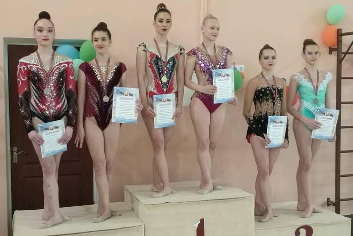 Чемпионат Приднестровья по художественной гимнастике провели в Тирасполе