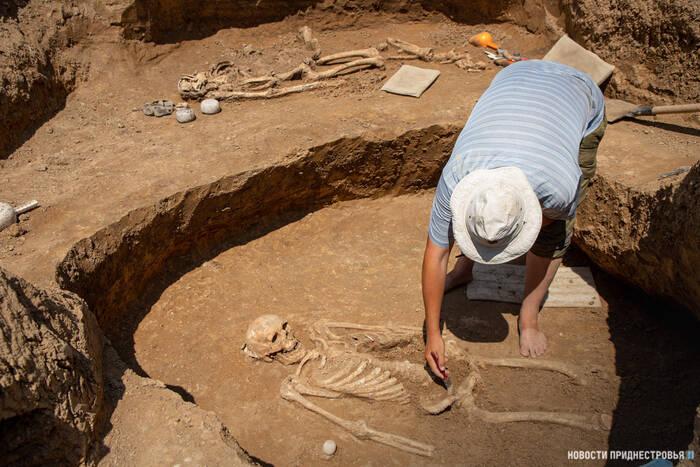 День археолога в Приднестровье официально будут отмечать 15 августа