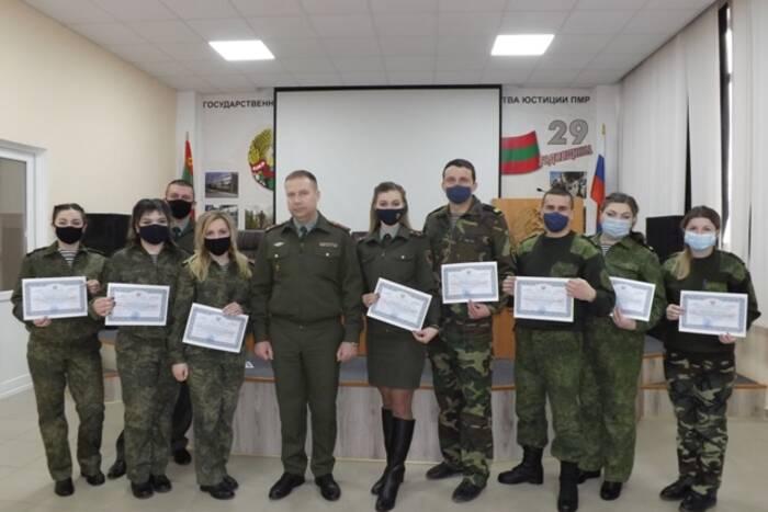 Девять представителей Минюста получили сертификаты на приобретение жилья