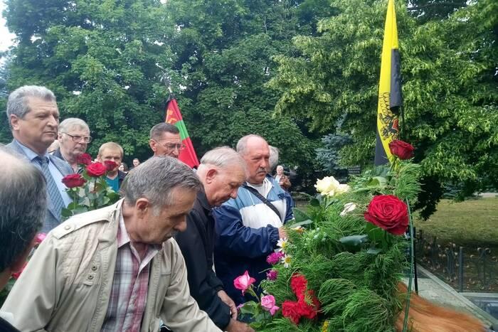 Дубоссарцы почтили память жертв Бендерской трагедии