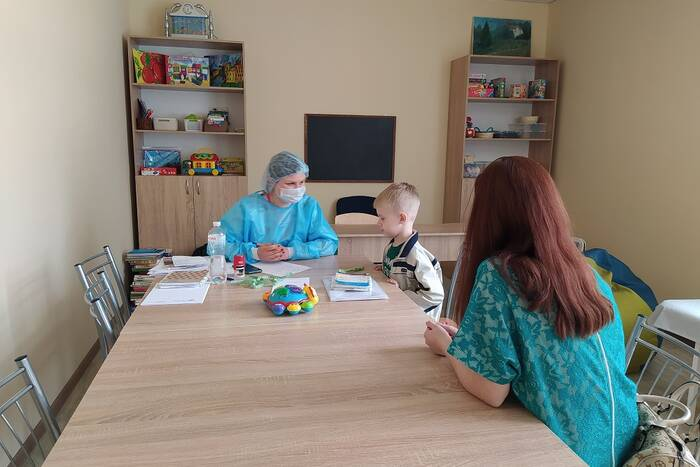 Дубоссарский центр реабилитации посетили врачи «ТираМеда»