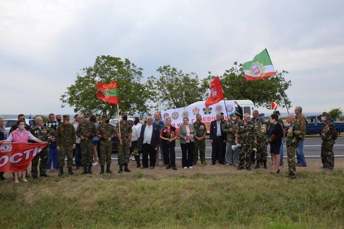 Дубоссары посетили участники авто-мотопробега, посвященного 30-летию ПМР