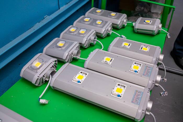 «Электромаш» сможет поставлять светодиодные светильники в Молдову