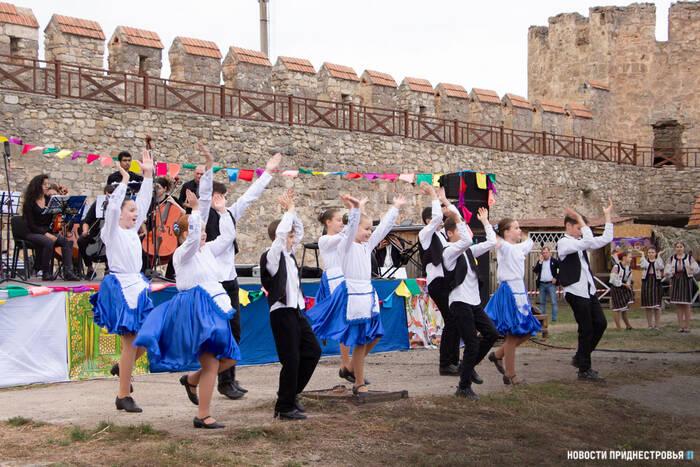 Фестиваль еврейской культуры провели в Бендерской крепости