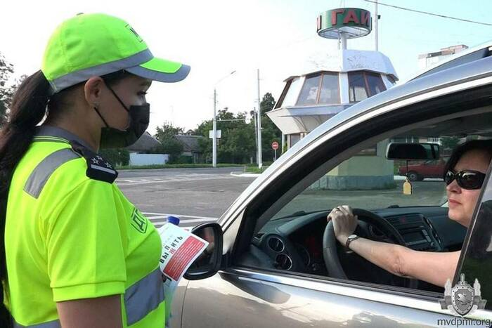 ГАИ в Бендерах проводит рейды в рамках акции «Трезвый водитель»