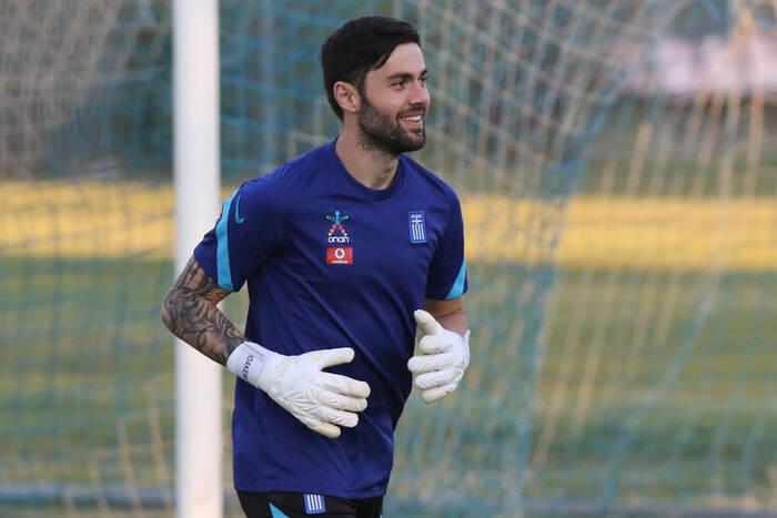 Георгиос Атанасиадис готовится к отбору на ЧМ-2022