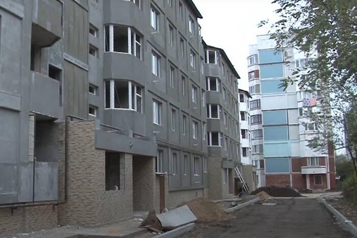 Глава Бендер: Сдача многоэтажки по улице Кишиневской запланирована на март