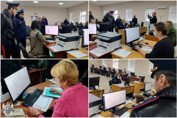 Глава МВД посетил кризисные центры республики