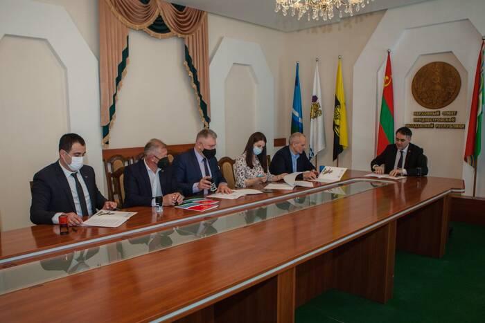 Горсоветы Приднестровья объединяются