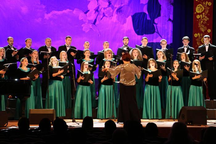 Государственный хор ПМР выступил с праздничной программой «Дыхание весны»