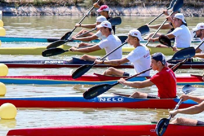 Гребцы из Дубоссар завоевали 12 медалей на чемпионате Молдавии