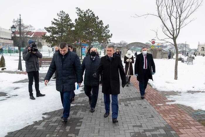Итоги недели: отчёты глав и президентские инспекции в Тирасполе и Бендерах