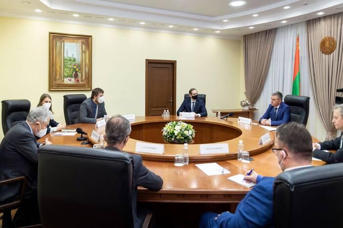 Итоги недели: Визит делегации ОБСЕ, коллегии МГБ и МВД