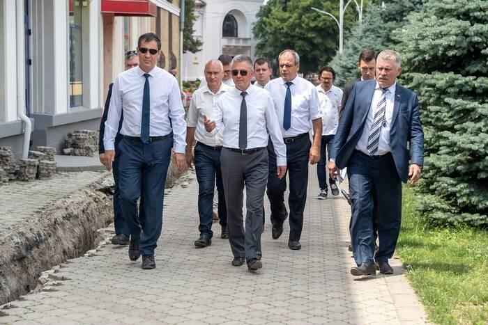 Итоги недели: президентская инспекция в Бендерах и проверки на объектах ФКВ