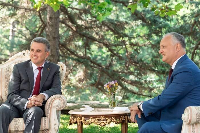 Итоги недели: Президенты ПМР и РМ обсудили актуальные вопросы переговорной повестки
