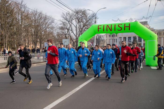 «IT!ЗА!Бег»: 26 сентября в Тирасполе пройдёт большой легкоатлетический забег