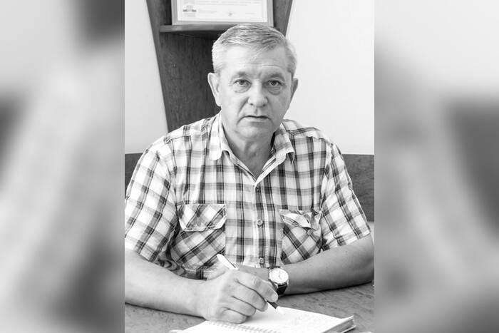Ушёл из жизни директор столичного Дома-интерната для престарелых граждан Павел Кушко