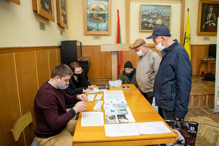 Издательство «Марка Приднестровья» представило новые почтовые миниатюры