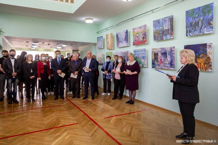 К 140-летию Михаила Ларионова. В столице открылась выставка репродукций знаменитого художника