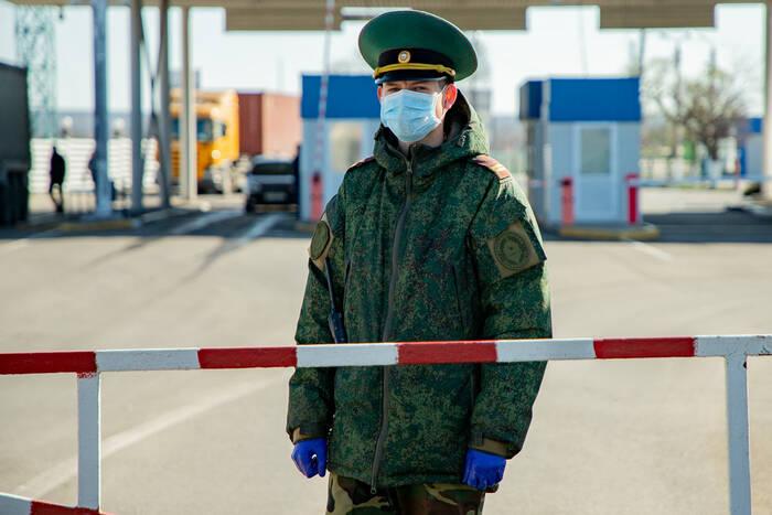 Карантинные посты на молдо-приднестровской границе будут убраны после окончания пандемии коронавируса