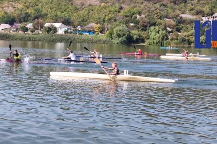 Команда из Тирасполя выиграла медальный зачет на регате по гребле на байдарках и каноэ в Рыбнице