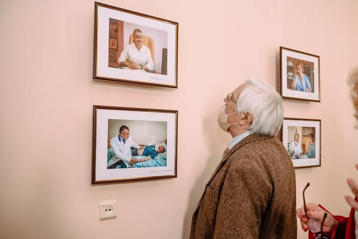 «Короткая» выставка о людях доброй воли