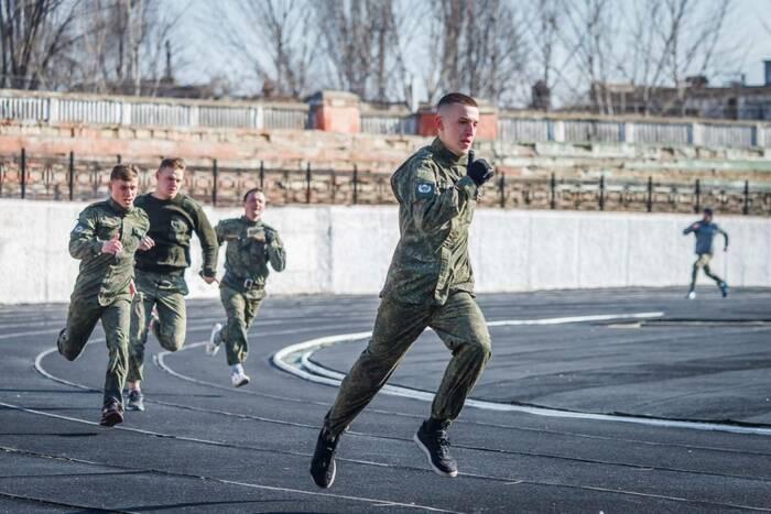 Курсанты военного института стали лучшими в армейском чемпионате по лёгкой атлетике