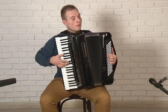 Лев Соломонович из ПМР стал призёром фестиваля Британского колледжа аккордеонистов