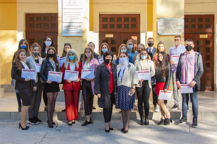 Лучшие студенты ПГУ стали обладателями стипендии Президента