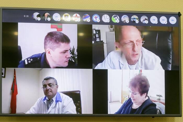 Медицинские вопросы обсудили на заседании Оперштаба при Президенте