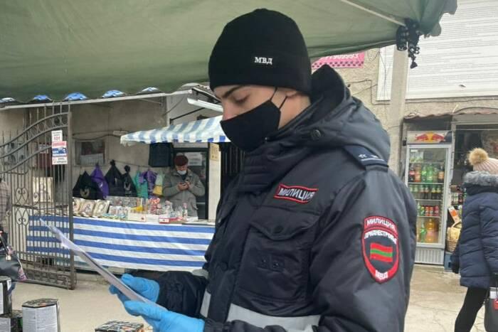 Милиционеры проверили около 2 800 объектов торговли на соблюдение карантинных мер