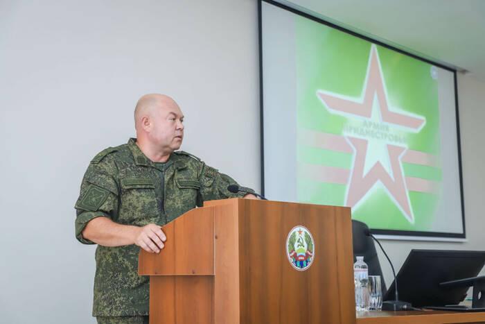 Министр обороны Олег Обручков: За пять лет популярность армии возросла более чем на 40%